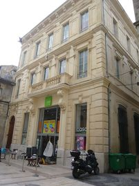 MALRAUX - Avignon - Hôtel particulier rue du Vieux Sextier