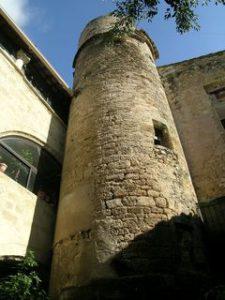 MH - Montagnac (hérault) - Hôtel de Brignac