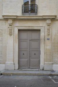 Malraux - Avignon - FONSECA - ENTREE PRINCIPALE