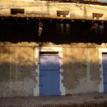 Avignon - Domaine de Roberty - Partie Fond Rose