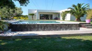 Villa contemporaine 170 m² sur 2500 m² de terrain