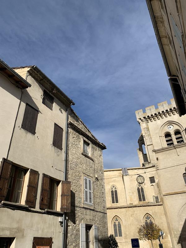 immeuble Villeneuve les Avignon
