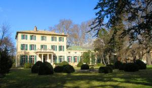 Avignon - Domaine de Roberty