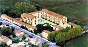 Avignon - la magnaneraie