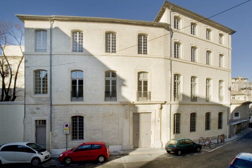 Malraux - Avignon - FONSECA - FACADE