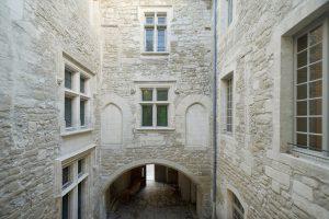 Malraux - Avignon - FONSECA - VUE SUR COURS