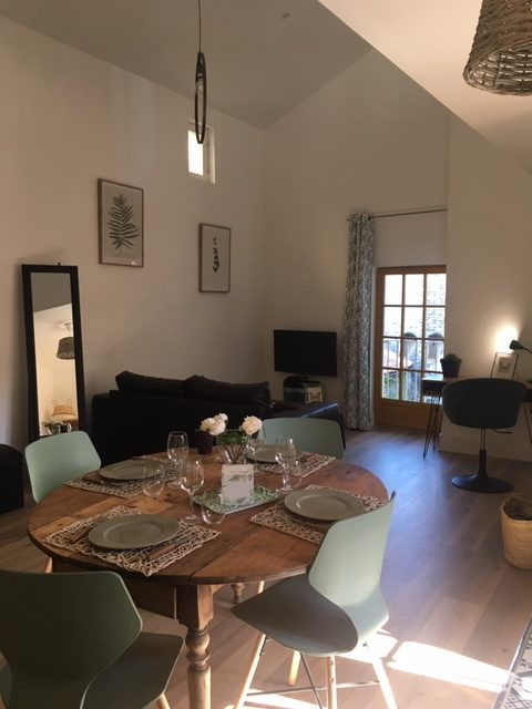 Appartement 2 pièces Villeneuve les Avignon